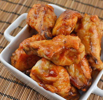 Apricot Wings