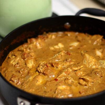 Arabic Chicken Masala