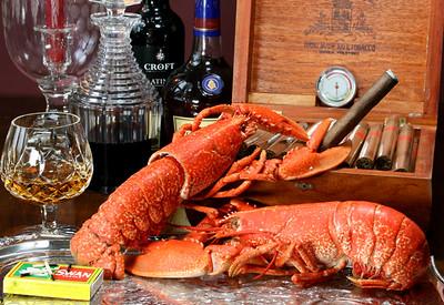 Lobster Humidor