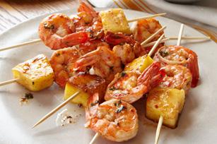 Mexican Style Shrimp