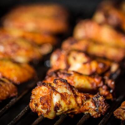 Rustic Chicken Barbecue Condiment