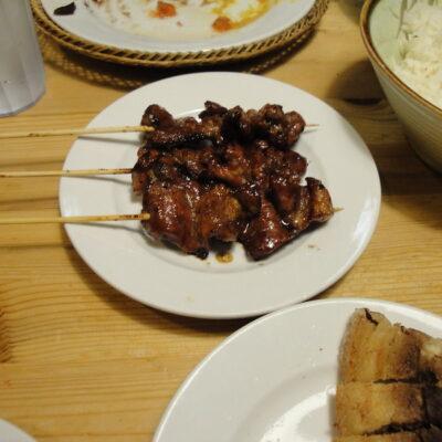 Spicy Pork sticks