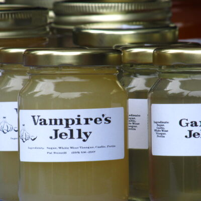 Garlic Confit Jam