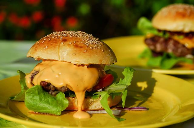 How to make a Home Burger