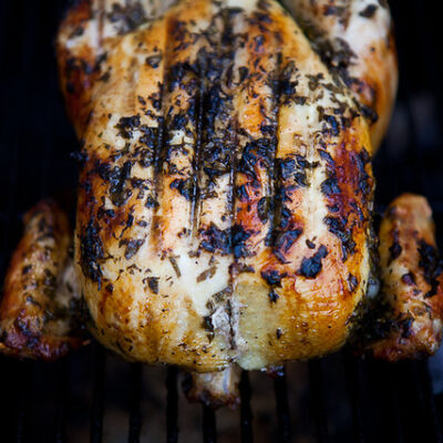 Roasted Chicken Grilled