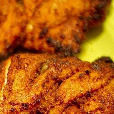 Tandoori- Style Chicken Drumsticks